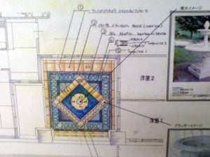 設計事務所によるイラストイメージ